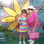 Mommy and Me Monday – Yellow Daisy Festival at Stone Mountain