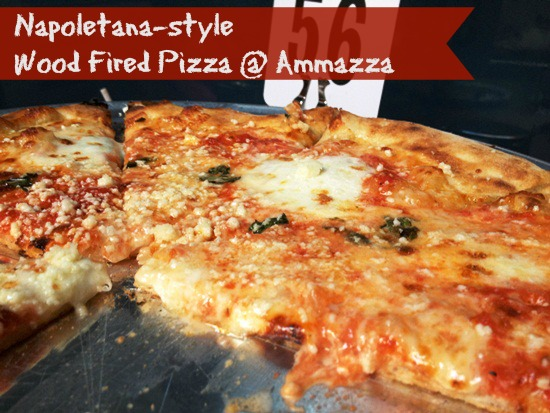 Ammazza Wood Fired Pizza 1