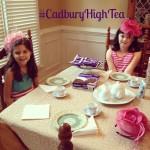 Celebrate National Ice Cream Month With Cadbury Ice Cream Bars #CadburyHighTea