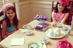 Celebrate National Ice Cream Month With Cadbury Ice Cream Bars #CadburyHighTea