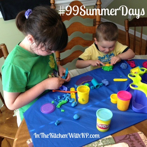 99SummerDays PlayDoh