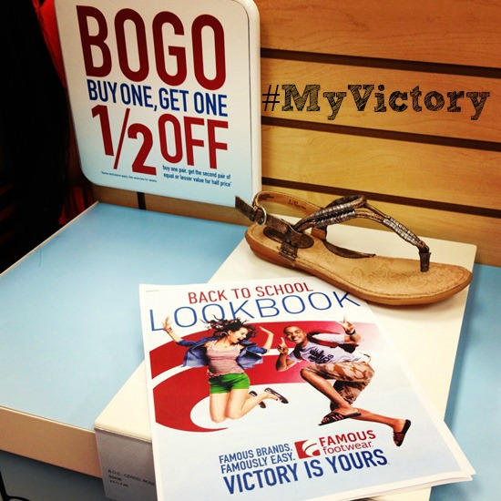 BOGO Famous Footwear BackToSchool
