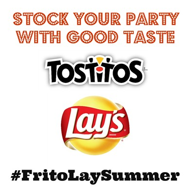 Frito Lay Summer Party Fun