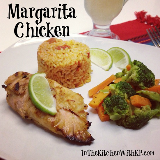 Margarita Chicken Music Inspired Sunday Supper