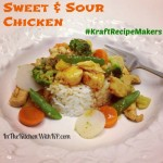 Sweet & Sour Chicken | Quick Family Meals With @kraftfoods Recipe Makers