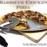 Barbecue Chicken Pizza #SundaySupper #FamilyDinnerTable