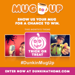 Show Off Your Mugs & Enter @DunkinDonuts Mug Up Contest #DunkinMugUp