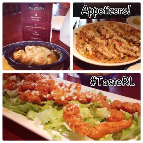 Red Lobster Endless Shrimp Dinner Giveaway #ad 1