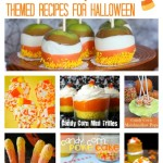 15 Brightly Colored Candy Corn Themed Recipes