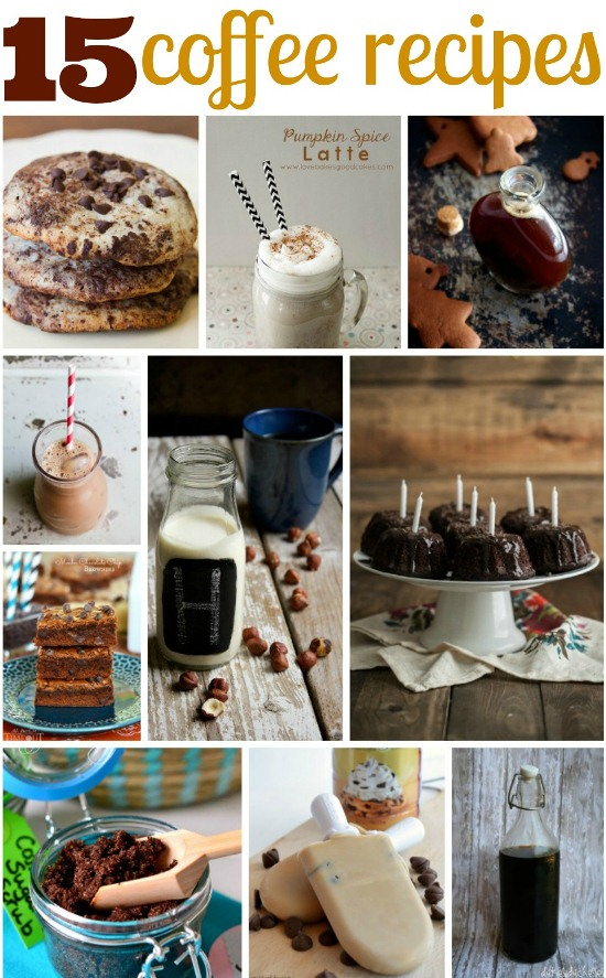 15-Recipes with Coffee_www.InTheKitchenWithKP #recipe