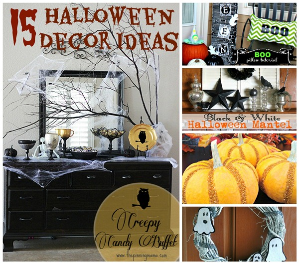 15 halloween decorating ideas In The Kitchen With KP