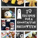 30 Spooktacular Halloween Themed Recipes