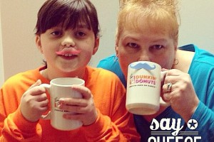 I Mustache, How Do You Like Your @DunkinDonuts Coffee #DunkinMugUp