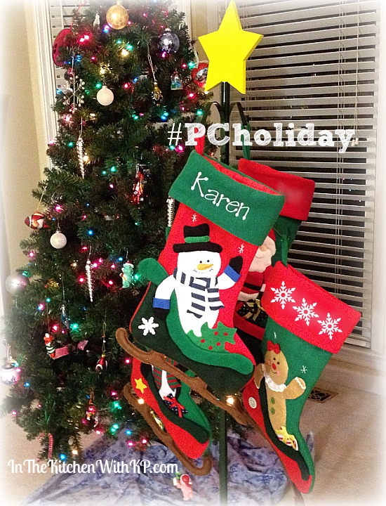 Christmas Memories Past Present and Future #PCholiday www.InTheKitchenWithKP 2