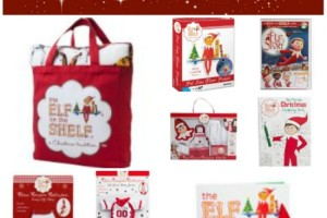 10 Elf on the Shelf Themed Gift Ideas for the Kid in Everyone #ElfOnTheShelf