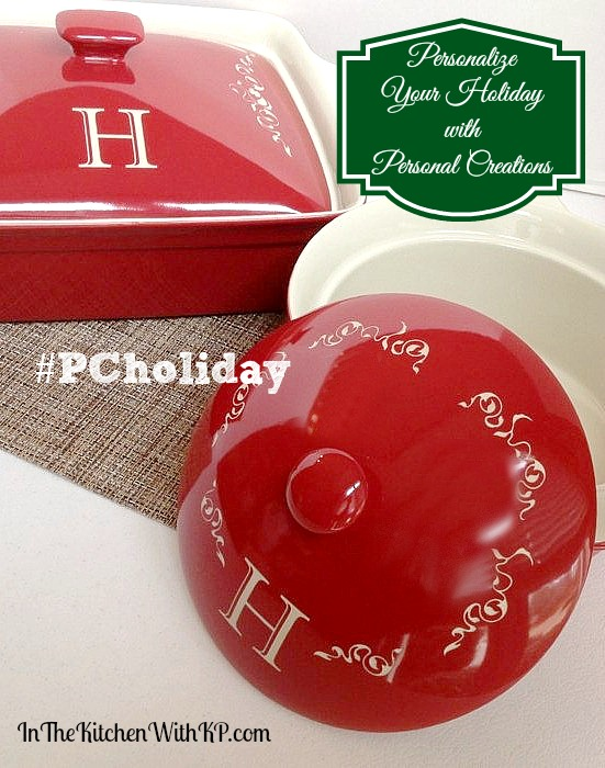 Personalized Christmas with Personal Creations #PCholiday #ad www.InTheKitchenWithKP 5