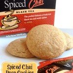 Spiced Chai Drop Cookies #recipe with @bigelowtea #AmericasTea #shop www.InTheKitchenWithKP 4