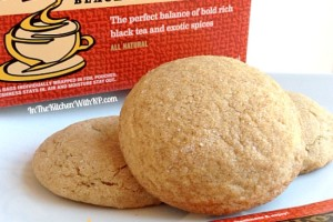 Spiced Chai Tea Cookies with @bigelowtea #AmericasTea #shop