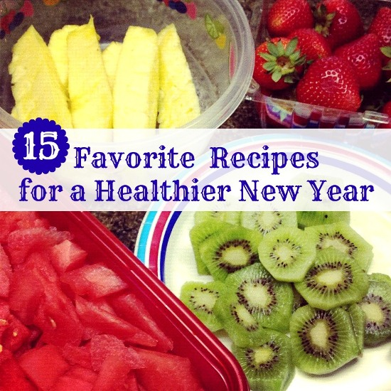 15 Favorite #Foodie Recipes for a Healthier New Year #healthy #recipe www.InTheKitchenWithKP  #ad