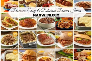 Discover Easy & Delicious Dinner Ideas with #Manwich and Win