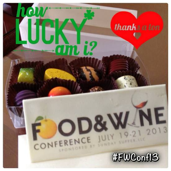 Food and Wine Conference #SundaySupper www.InTheKitchenWithKP