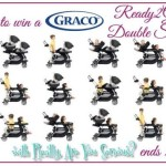 Enter to Win a Graco Ready2Grow Double Stroller #Giveaway