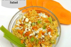 Quinoa and Buffalo Chicken Salad #SundaySupper Turns 2