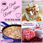 18 Sweet Treat Recipe Ideas #recipe www.InTheKitchenWithKP