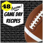 48 Game Day Recipes for a Super Eats #SundaySupper