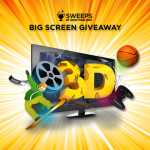 Enter to Win @ShopYourWay #SWEEPS Big Screen HDTV