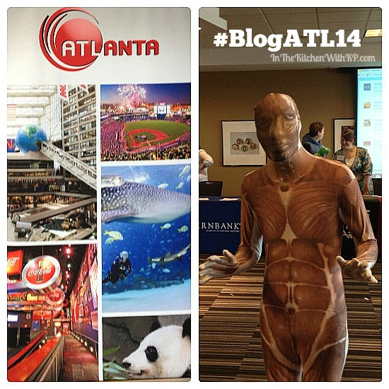 Catch The Excitement and Discover Atlanta #BlogATL14 www.InTheKitchenWithKP 3