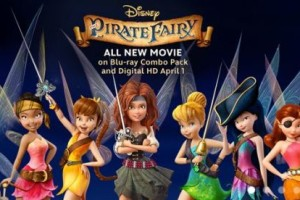 Disney's The Pirate Fairy Movie Review
