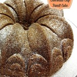 Hazelnut Chocolate Chip Bundt Cake #recipe www.InTheKitchenWithKP 1