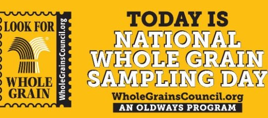 Celebrating Whole Grain Sampling Day and a Delicious Giveaway #SampleWholeGrains