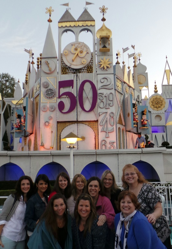 50th Anniversary of it's a small world in Disneyland Park #DisneySMMoms 5