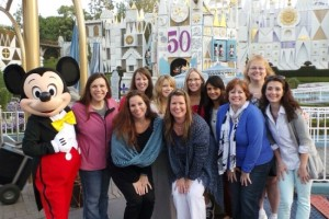 Celebrating the 50th Anniversary of it's a small world in Disneyland Park #DisneySMMoms