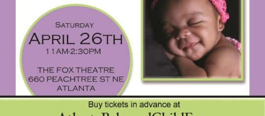 Atlanta Baby and Child Expo 2014 The Premier Event for all Expectants and New Parents
