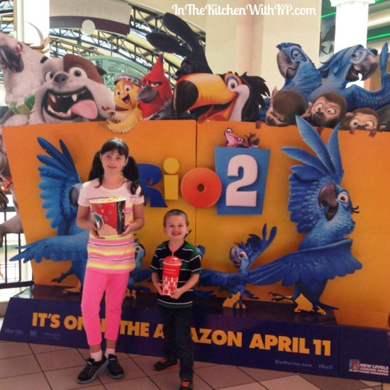RIO 2 Movie Review Cuteness Overload and Filled With Electric Energy 2