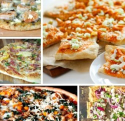 25 Pizza Recipes www.InTheKitchenWithKP #recipe #pizza 3