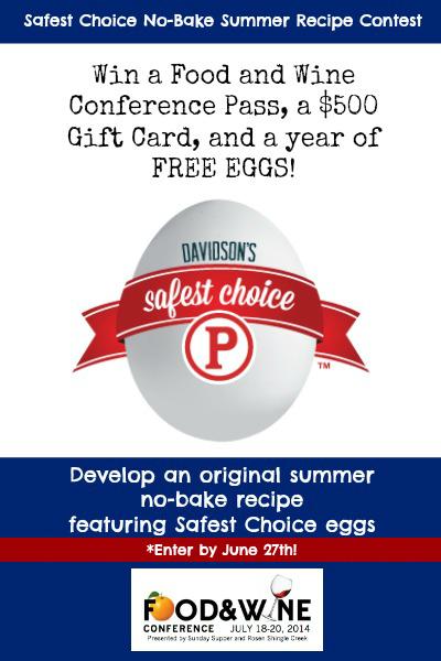 Safest-Choice-No-Bake-Summer-Recipe-Contest-Banner-2