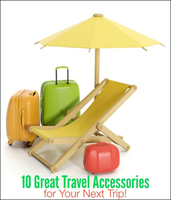 Top Travel Accessories www.InTheKitchenWithKP #travel #familytravel