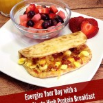 #ad Energize Your Day with a Tyson Day Starts High Protein Breakfast #StartWithTyson #shop