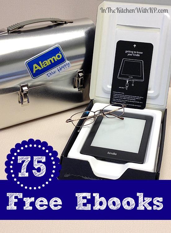 75 #Free Ebooks on Amazon www.InTheKitchenWithKP