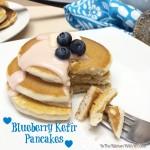Blueberry Kefir Pancakes @lifeway_kefir #KefirCreations #shop