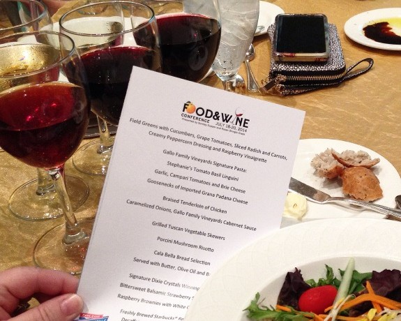 Food and Wine Conference Recap 10 Slider