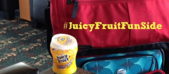 Get Bubble Crazy With the New Juicy Fruit Chewing Gum #JuicyFruitFunSide #shop