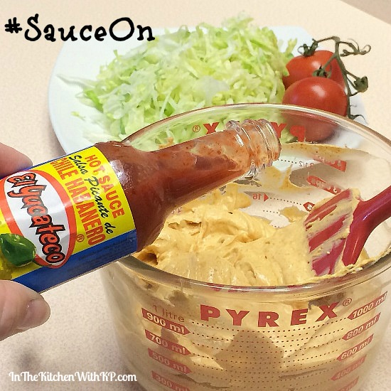 Spice Up The Everyday With El Yucateco Hot Sauce www.InTheKitchenWithKP #SauceOn #shop 4