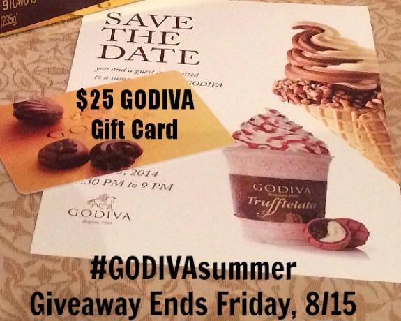 Summer Fling with GODIVA's Trufflelata #GODIVASummer www.InTheKitchenWithKP Slider