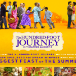 The Hundred-Foot Journey Movie Review and a Decadent Creme Brulee Recipe