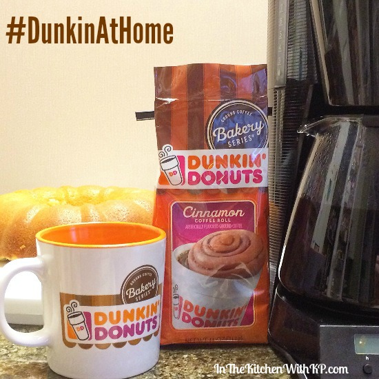 Coffee Recipes with Dunkin' Donuts Bakery Series Coffee #recipe www.InTheKitchenWithKP 4